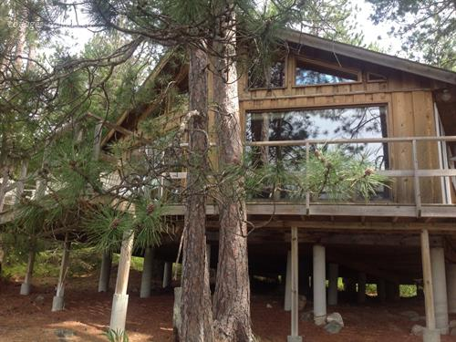 cottage rentals Latchford, Northeastern Ontario