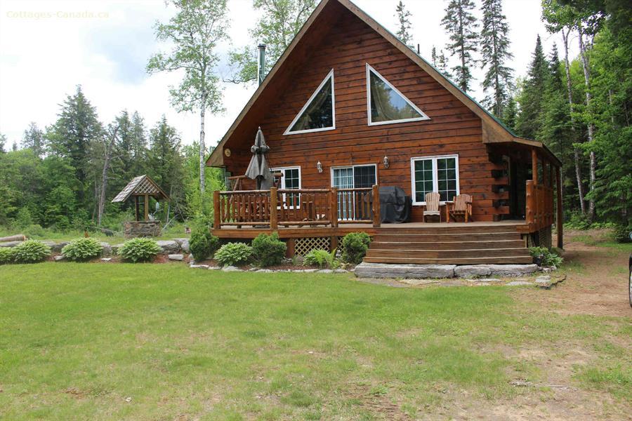 cottage rentals Bancroft, Haliburton Highlands