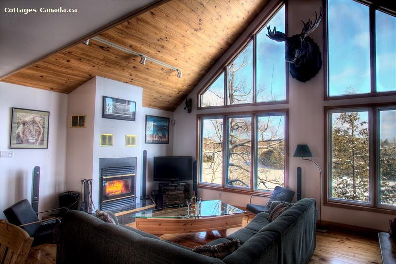 cottage rentals Highlands East, Haliburton Highlands