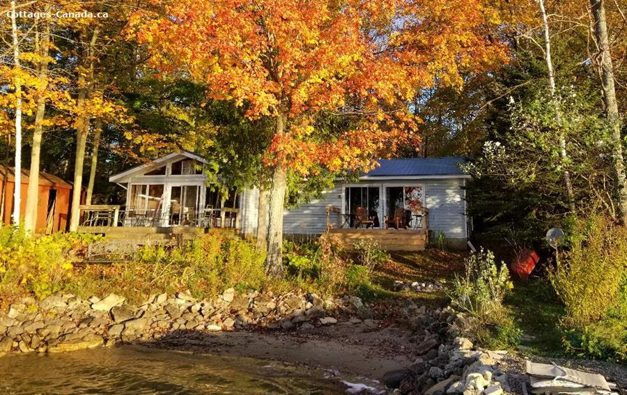 cottage rental Bruce Peninsula, Miller Lake (pic-8)