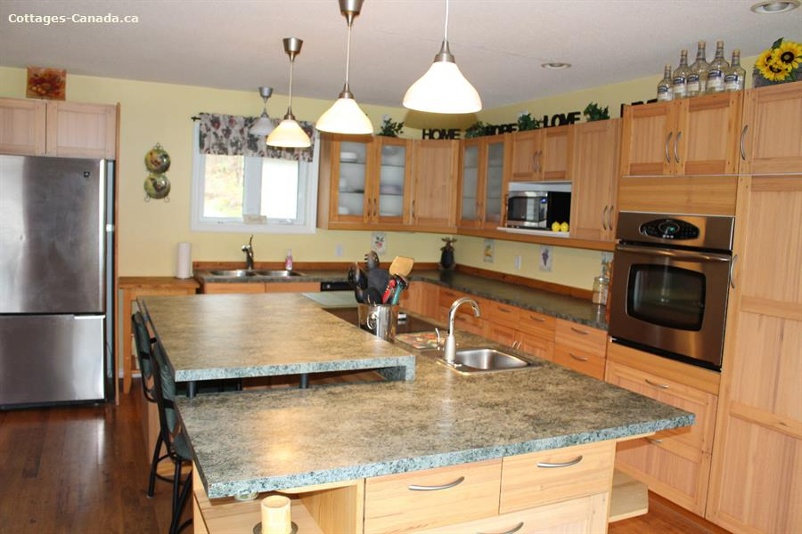 cottage rental Northeastern Ontario, Commanda (pic-6)