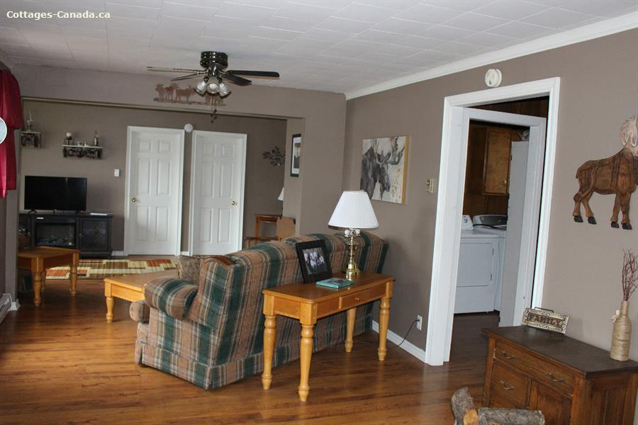 cottage rental Northeastern Ontario, Commanda (pic-7)