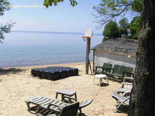 cottage rentals Brechin, Lake Simcoe