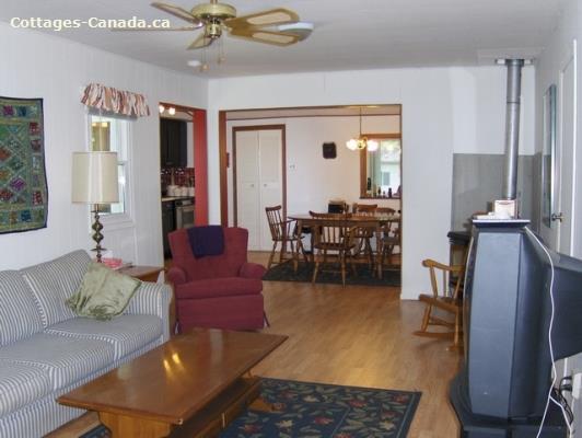 cottage rental Lake Simcoe, Brechin (pic-6)