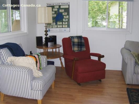cottage rental Lake Simcoe, Brechin (pic-8)