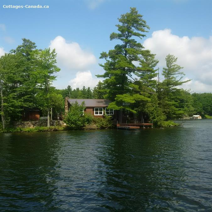 lake chalet beach kingston max ontario the calabogie cottage from rentals rental near adults mountainview cottages vacation minutes eastern