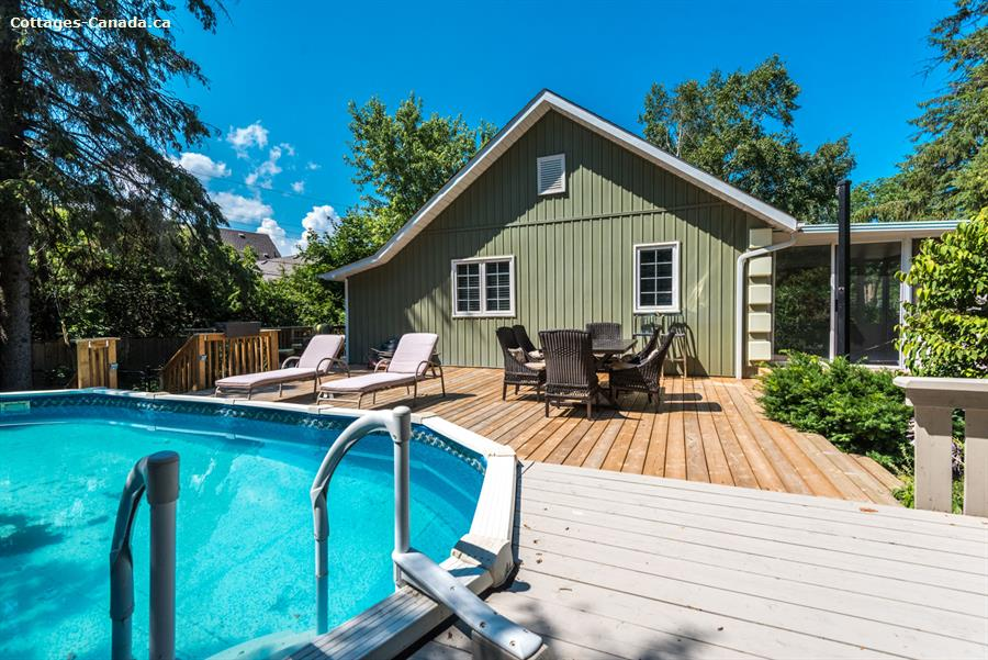 cottage rental Lake Simcoe, Georgina (pic-13)