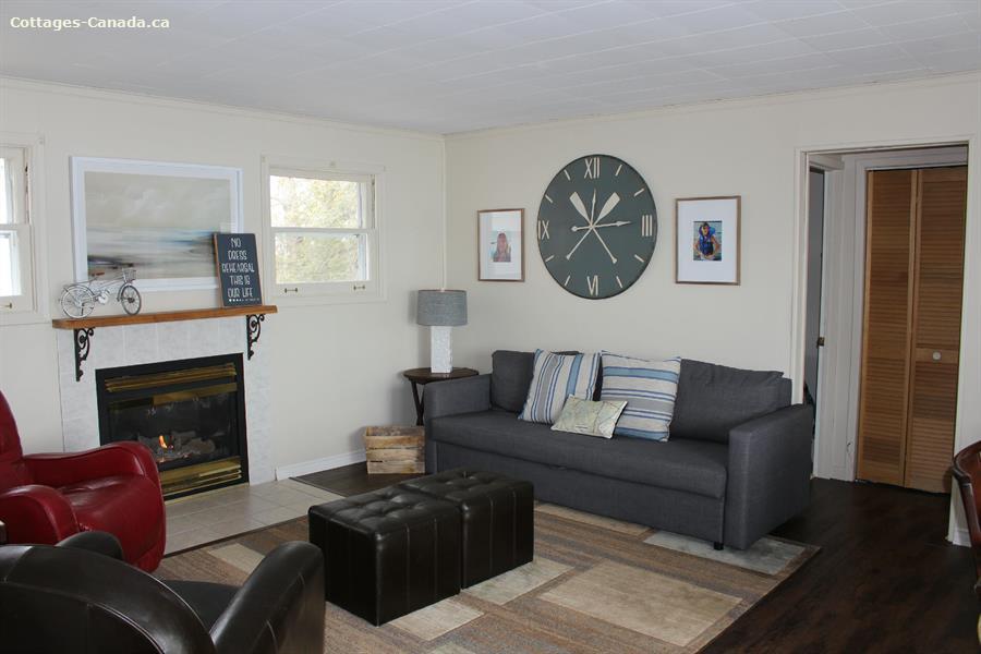 cottage rental Kawarthas and Northumberland, Fenelon Falls (pic-5)