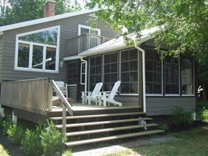 cottage rentals Huntsville, Muskoka