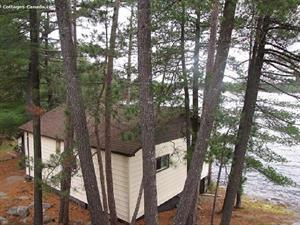 cottage rentals French River, Northeastern Ontario