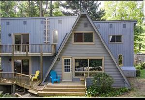 waterfront cottage rentals Port Dover, Southwest Ontario