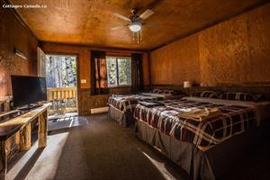 cottage rentals Golden, Kootenay Rockies