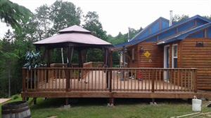 cottage rentals for outfitters Beresford, Gloucester County
