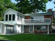 cottage rentals Orillia, Lake Simcoe