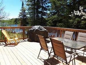 waterfront cottage rentals Magnetawan, Parry Sound