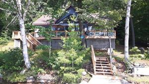 cottage rentals Dorset, Haliburton Highlands
