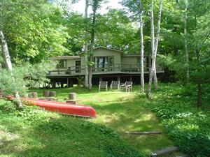 waterfront cottage rentals McKellar, Parry Sound
