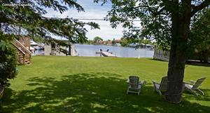 waterfront cottage rentals Port Severn, Muskoka