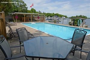 ski vacation rentals Port Severn, Muskoka