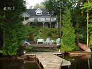 cottage rentals Minden Hills, Haliburton Highlands