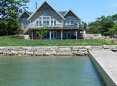 waterfront cottage rentals Frontenac Islands, South Eastern Ontario