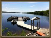 cottage rentals for outfitters Gogama, Northeastern Ontario