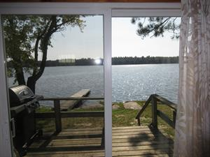 waterfront cottage rentals West Nipissing, Northeastern Ontario
