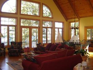 waterfront cottage rentals Lake Joseph, Muskoka