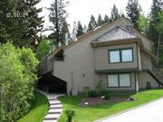 waterfront cottage rentals Invermere, Kootenay Rockies
