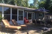 cottage rentals Fenelon Falls, Kawarthas and Northumberland