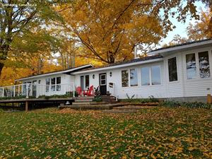 cottage rentals Commanda, Northeastern Ontario