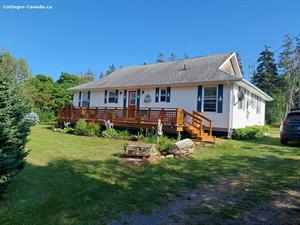 cottage rentals Lakeside, Points East Coastal