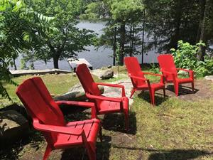 cottage rentals Parry Sound, Parry Sound