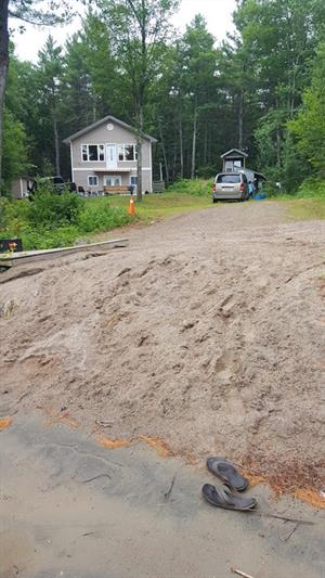 waterfront cottage rentals CLOYNE, Southwest Ontario