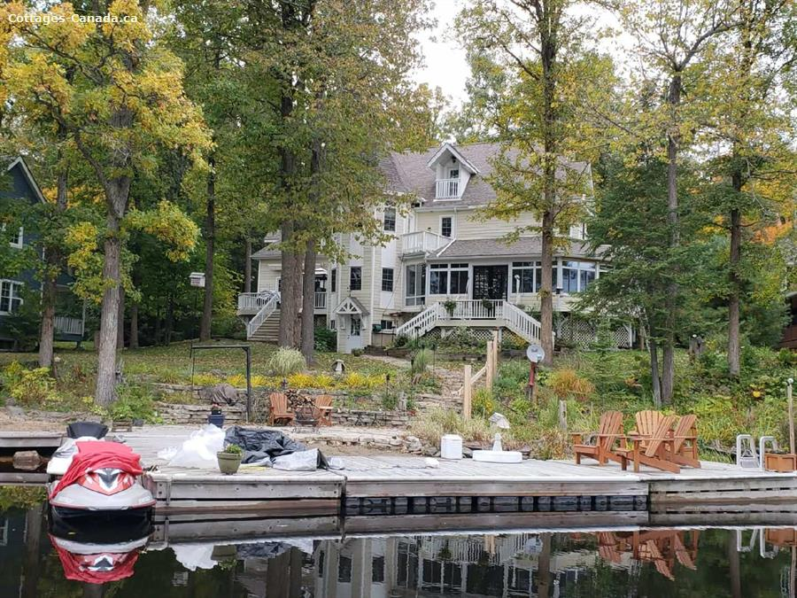 cottage rental Muskoka, Rosseau (pic-2)