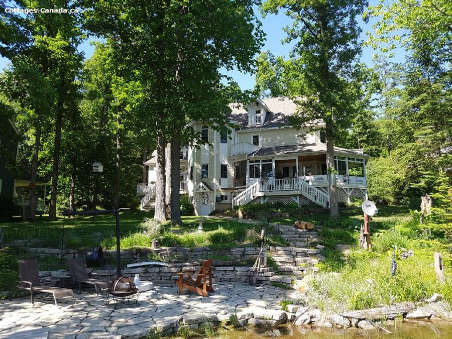 cottage rental Muskoka, Rosseau (pic-1)