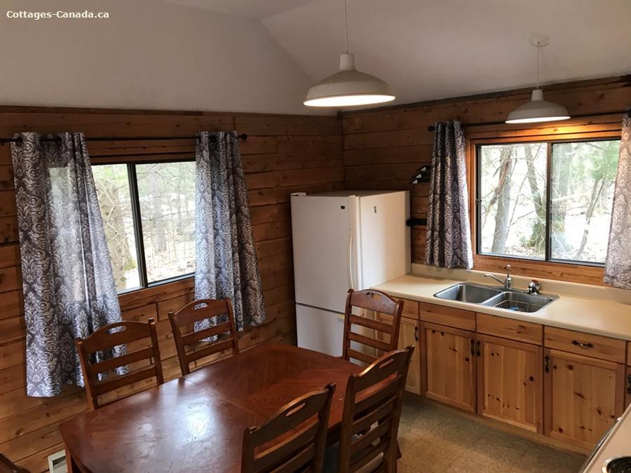 cottage rental Kawarthas and Northumberland, Cloyne (pic-7)