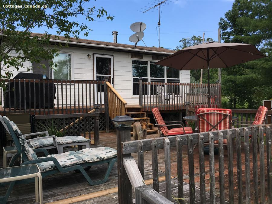 cottage rental South Eastern Ontario, Central Frontenac (pic-2)