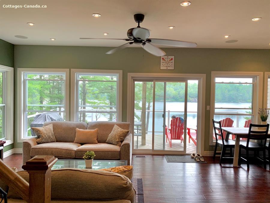 Cottage rental Ontario, Muskoka, Gravenhurst | Reaylake ...