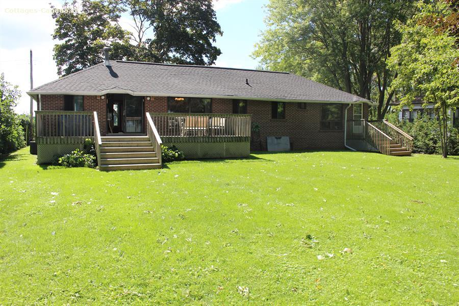cottage rental Lake Simcoe, Brechin (pic-1)