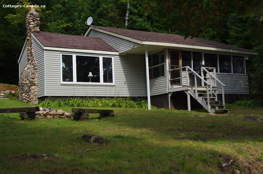 cottage rental Haliburton Highlands, Gooderham (pic-1)