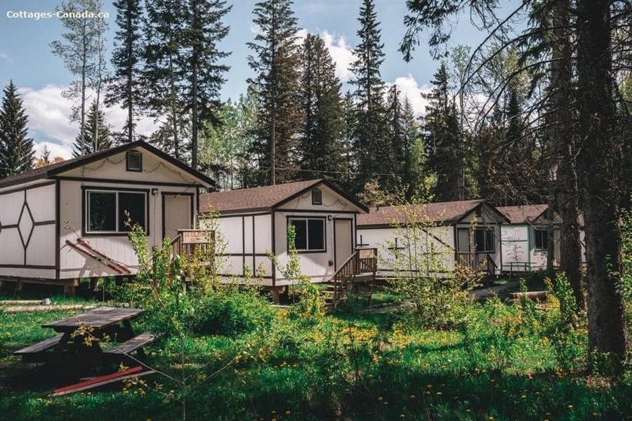 cottage rental Kootenay Rockies, Golden (pic-2)