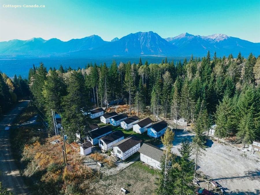 cottage rental Kootenay Rockies, Golden (pic-3)
