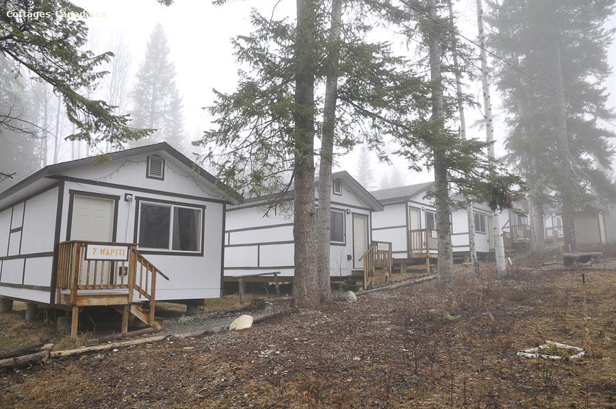 cottage rental Kootenay Rockies, Golden (pic-4)