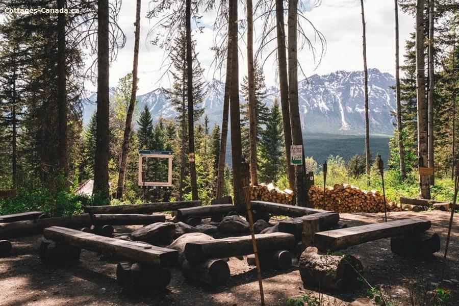 cottage rental Kootenay Rockies, Golden (pic-5)