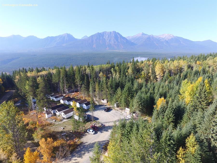 cottage rental Kootenay Rockies, Golden (pic-6)