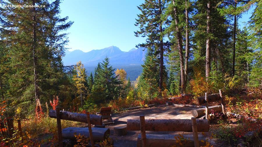 cottage rental Kootenay Rockies, Golden (pic-9)