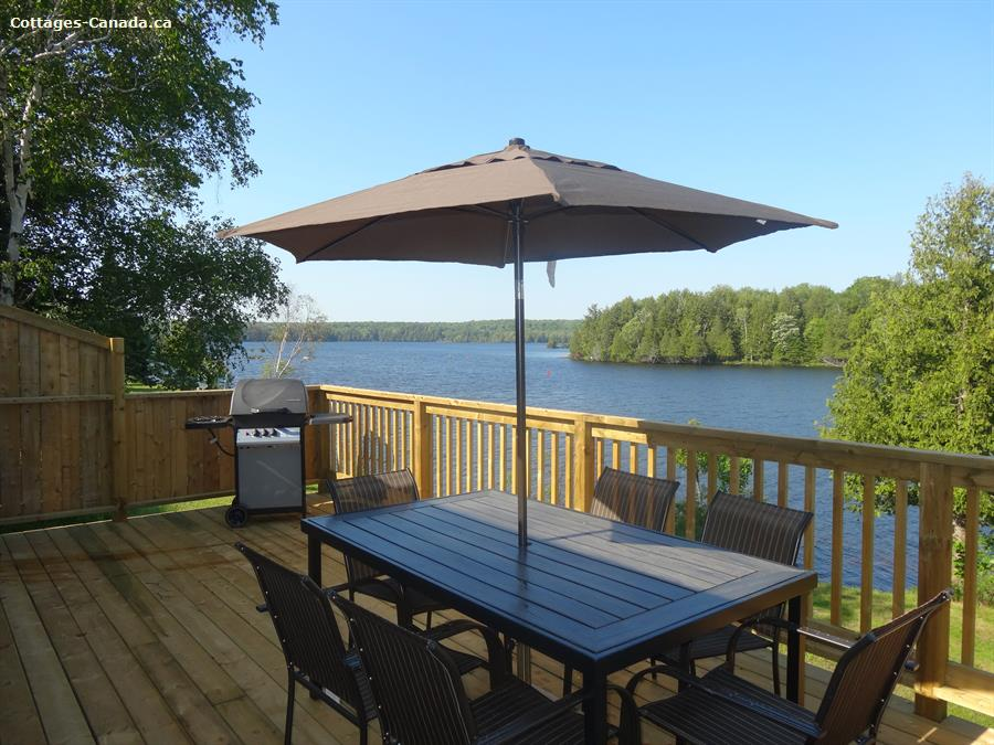 cottage rental Parry Sound, Magnetawan (pic-1)