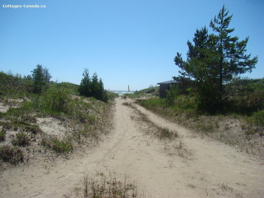 cottage rental Bruce Peninsula, Sauble Beach (pic-17)