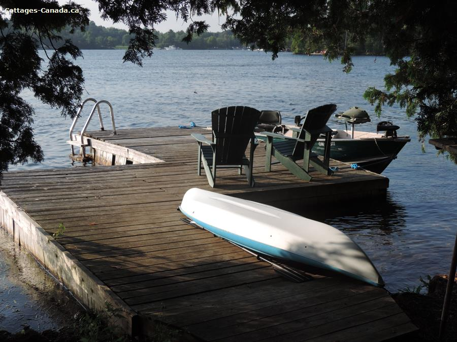 cottage rental South Eastern Ontario, Newboro (pic-4)